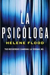 La psicóloga, de Helene Flood