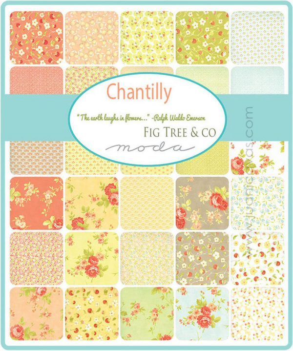 Charm Pack Chantilly