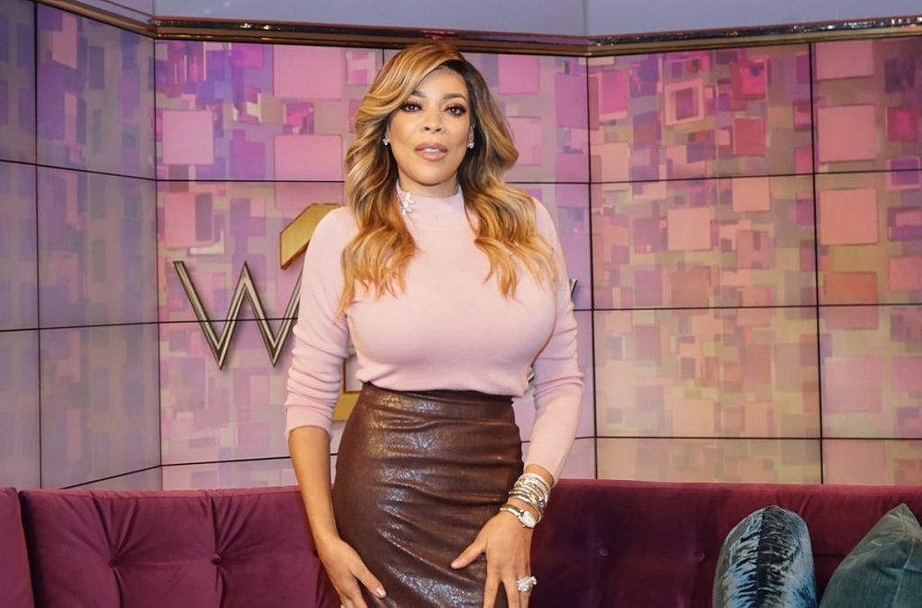 Wendy Williams is Reclaiming Her Time
