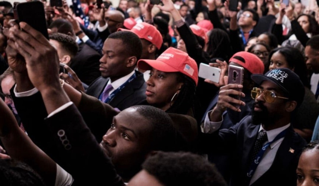 Should Black People Consider Voting for Trump?