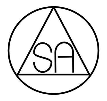 Logo ficticio de Sedentarios Anónimos