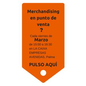 Doy un curso de merchandising en el punto de venta