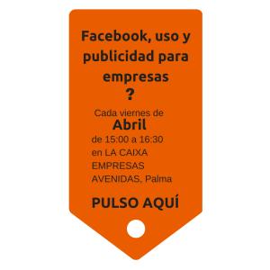 Doy un curso de uso y publicidad en Facebook