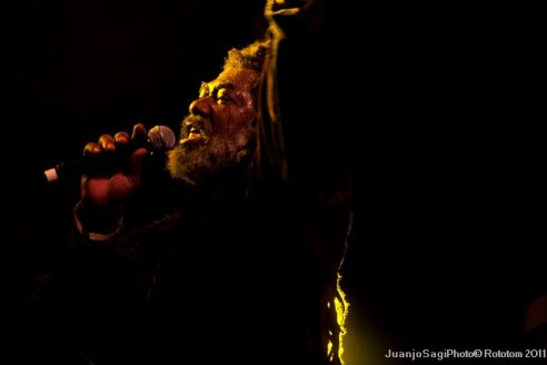 johnny clarke, Rototom2011