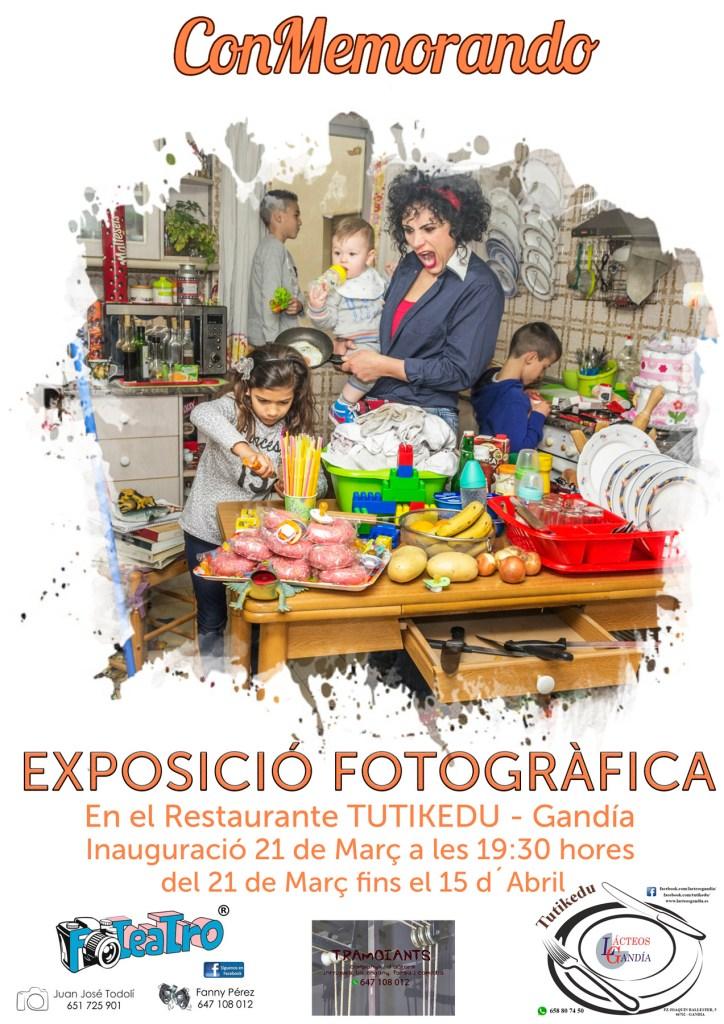 Exposición fotográfica conmemorando
