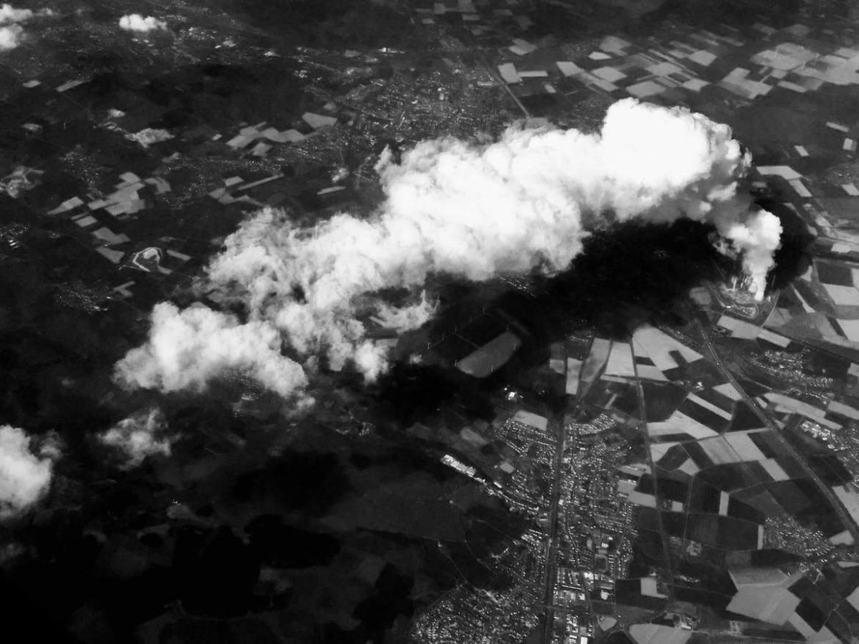 Aire: mezcla de gases que constituye la atmósfera