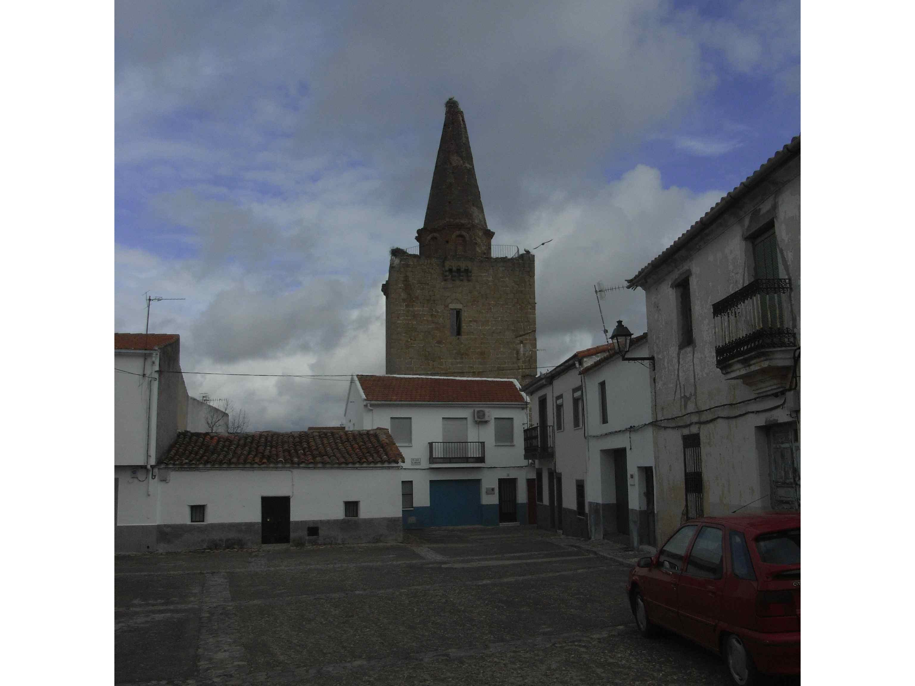Torre en Galisteo