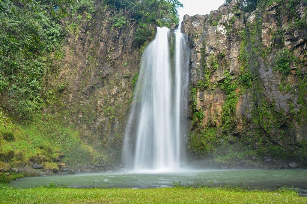 La impresionante cascada de 39 metros el Chorrerón de San Fernando, Morazán