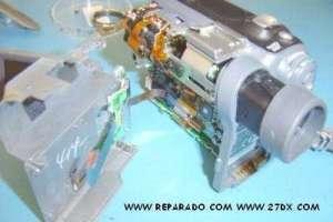 Reparaciones y averias de Video Camara Panasonic NV-GS10