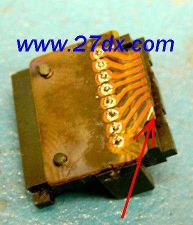 radio cassett pioneer frontal averiado