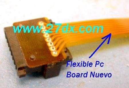 flexible del frontal cassett pioneer