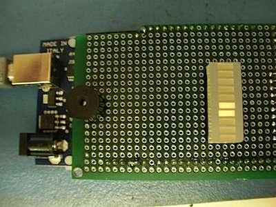 arduino-pcb-led-loop