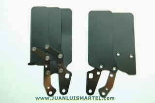 reparación cámaras digitales cortinas de obturador rotas o dobladas