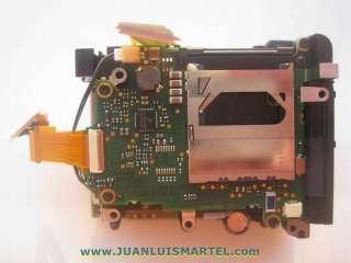 reparación cámaras digitales mainpcb