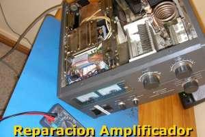 Reparacion de Amplificador de 1000 watios de RF