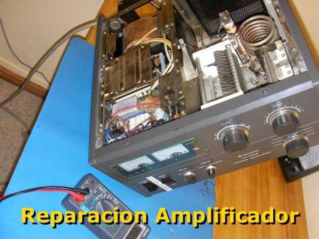 reparación de aparatos de radioaficionados en Las Palmas Servicio Tecnico
