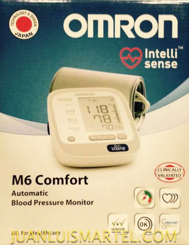 reparación de averías tensiometro hormón MODELO M6 CONFORT