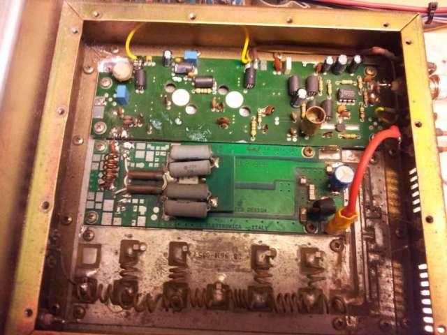 reparar amplificador de emisora de FM comercial en Las Palmas de Gran Canaria