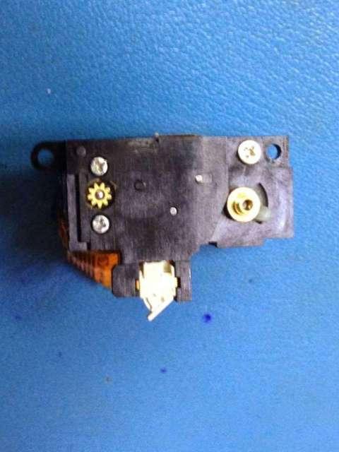 motor e interruptor de las cortinillas de una NIKON Coolpix