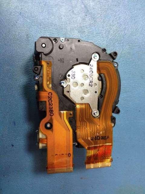 lente averiada de camara de fotos panasonic modelos DMC-TZ20 DMC-TZ30 DMC-TZ40
