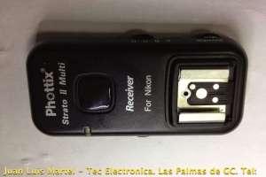 Reparación de control remoto PHOTTIX