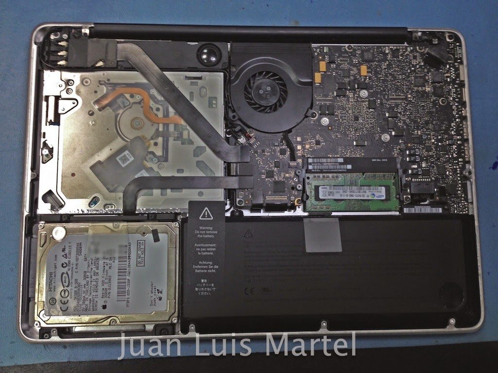 Reparacion De Ordenador Portatil Apple