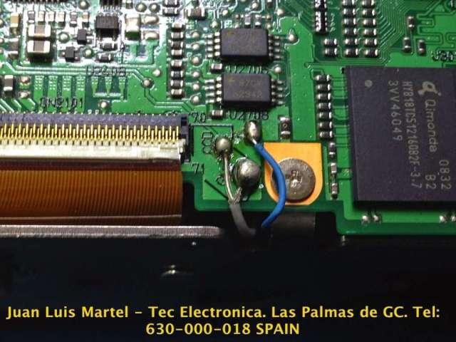 Conexiones del cese de una una cámara fotográfica Nikon d 60