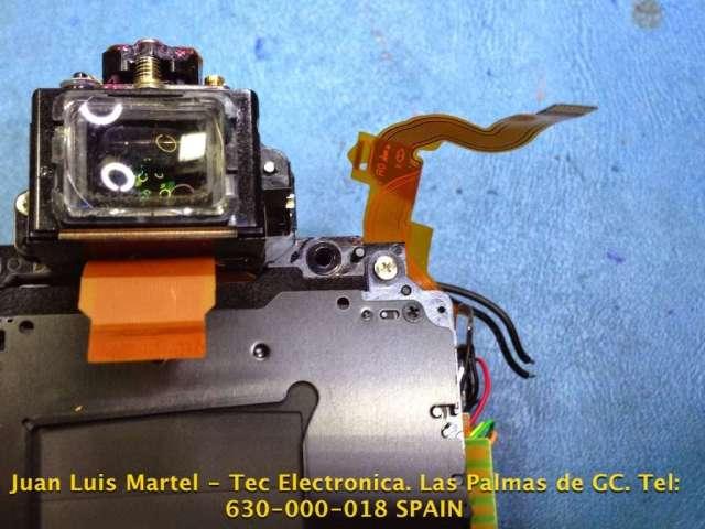 Cortinillas cámara de foto Nikon D 60