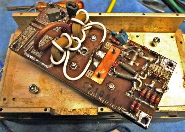Reparacion de pallet de fm 03