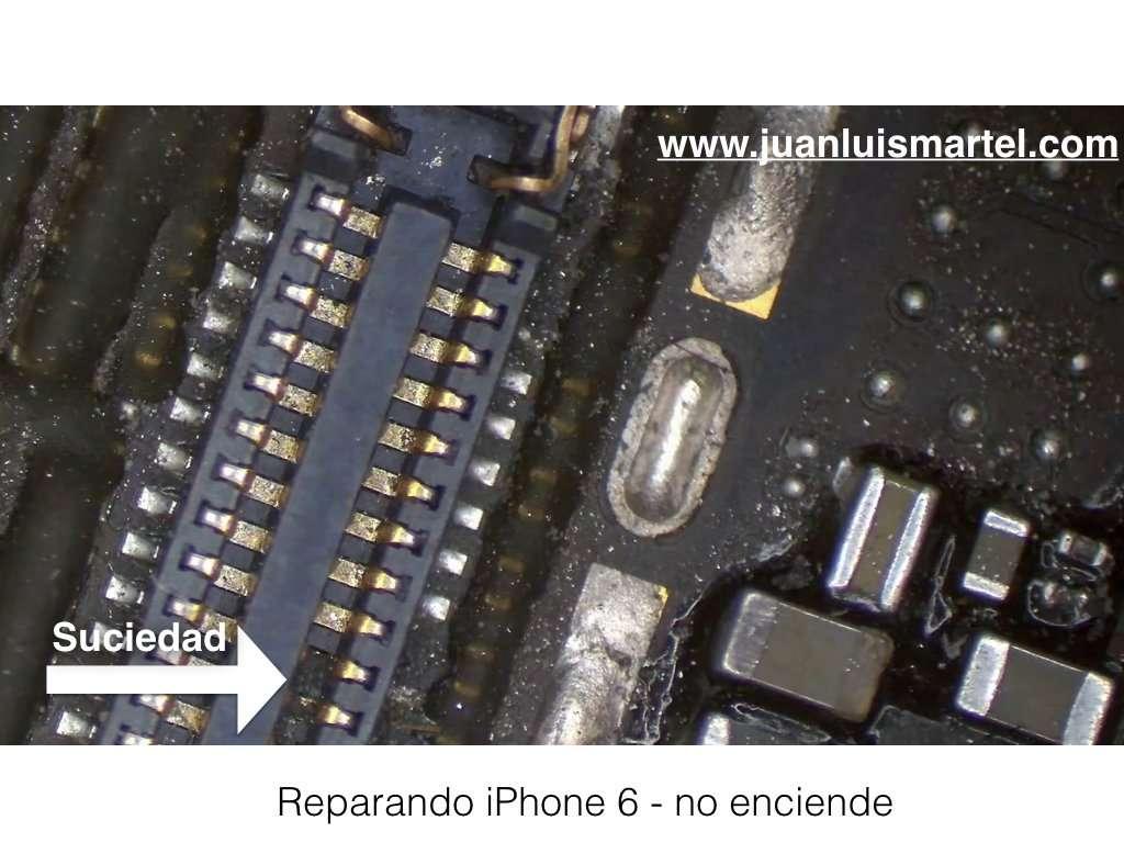 servicio tecnico iPhone Las Palmas