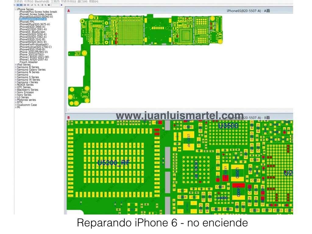 reparar pantalla iPhone las palmas