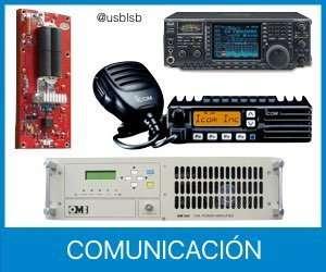 servicio tecnico de emisoras de radio aficionados y fm comercial y televisión TDT