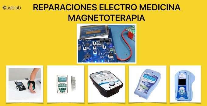 Servicio Tecnico de Electromedicina en Las Palmas de Gran Canaria - Reparación de equipos de Magnetoterapia