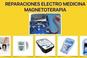 Reparación magnetoterapia BIOMAG LUMINA – Servicio Tecnico ELECTRO MEDICINA – Las Palmas de Gran Canaria