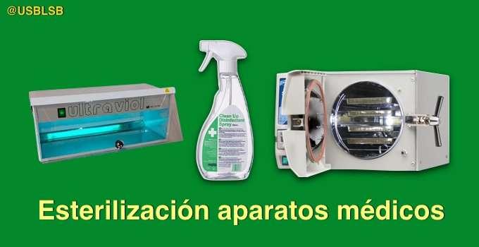 esterilización en servicio tecnico de electromedicina en las palmas