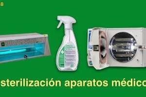 La esterilización en el Mantenimiento y Servicio Técnico de Quirófanos y Hospitales – LAS PALMAS