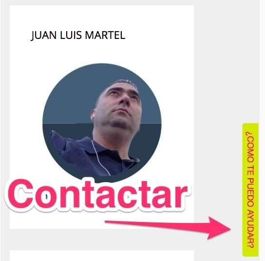 Como te puedo ayudar- Juan Luis Martel