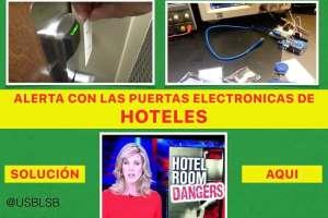 Cerradura Hotel – Anti Hackers – Las Palmas