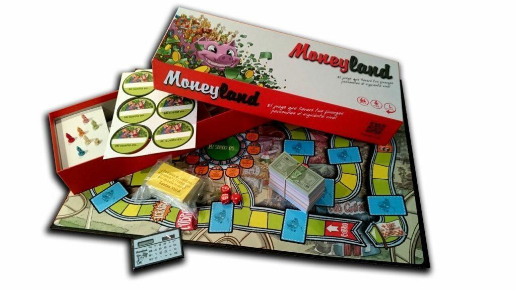 Juego MoneyLand