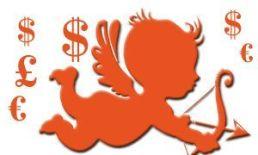 Cupido y el dinero