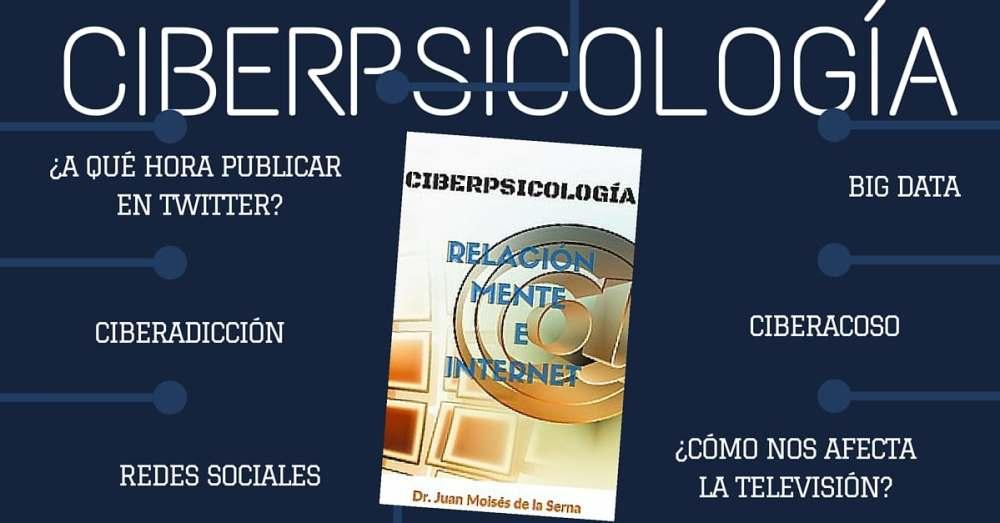 Serie ciberpsicologia - Novedades en Psicologia