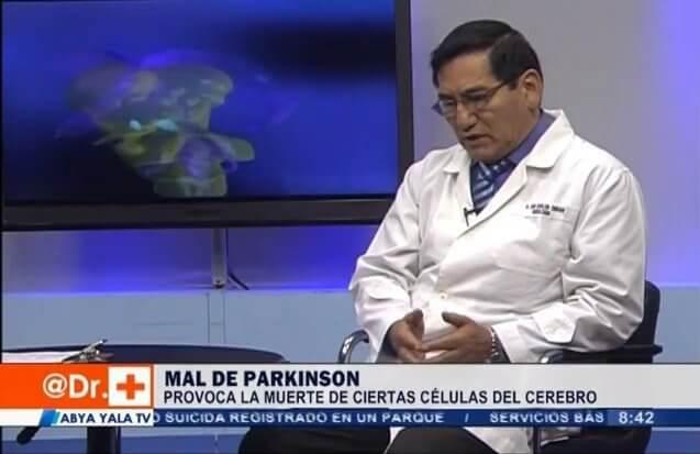 Perfil Parkinson - Catedra Abierta de Psicologia y Neurociencias