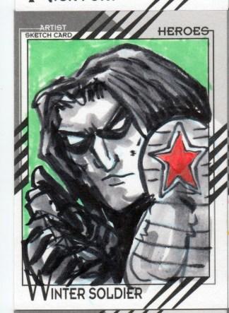 Marvel Retro Cards 55
