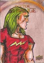 Juan Navarro Upperdeck Dr Strange Cards 010 - Doc Samson