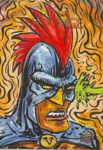 Juan Navarro Upperdeck Dr Strange Cards 033 - Black Talon