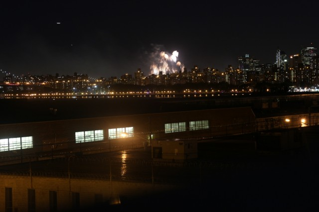 The 2014 Macy's Fourth of July Fireworks from Greenpoint, Brooklyn