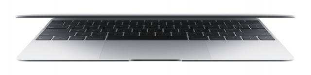 The new 2015 MacBook