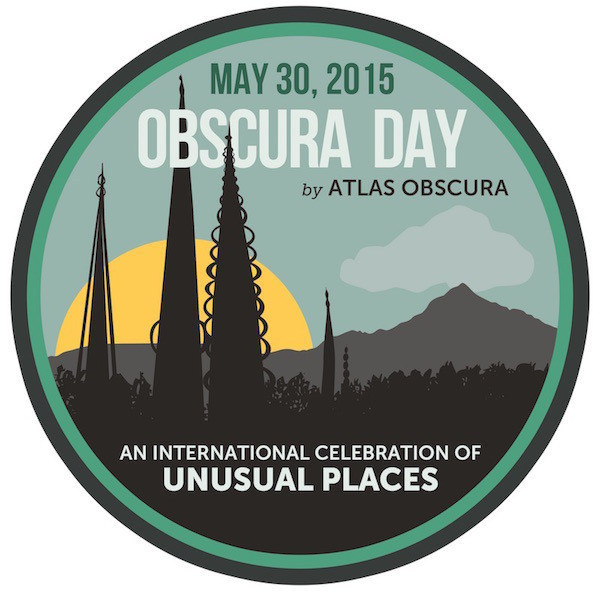 Atlas Obscura Day return May 30, 2015