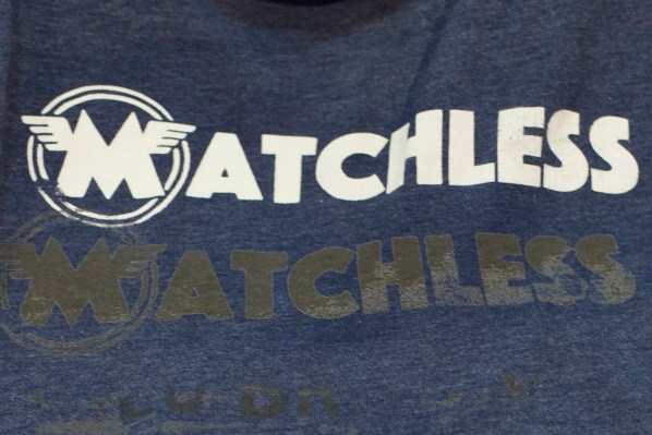 Bar Matchless Shirts - Test Prints