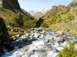 Río Ara, Pirineos